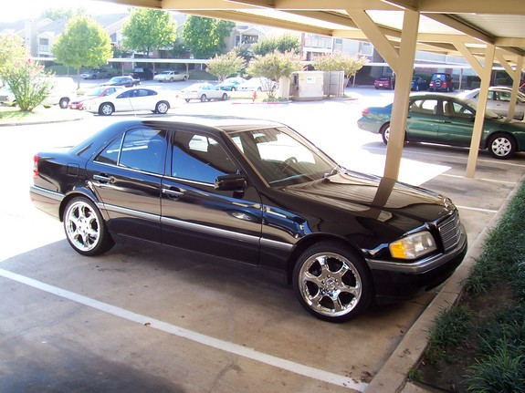 Another ezbrown817 1994 Mercedes-Benz C-Class post   5080959