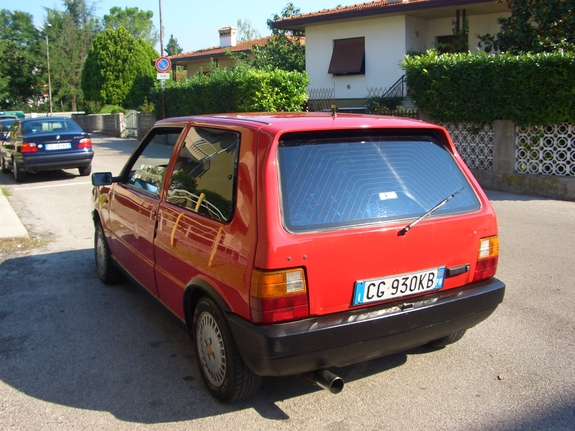 Another escourt23 1987 Fiat Uno post... - 7378207
