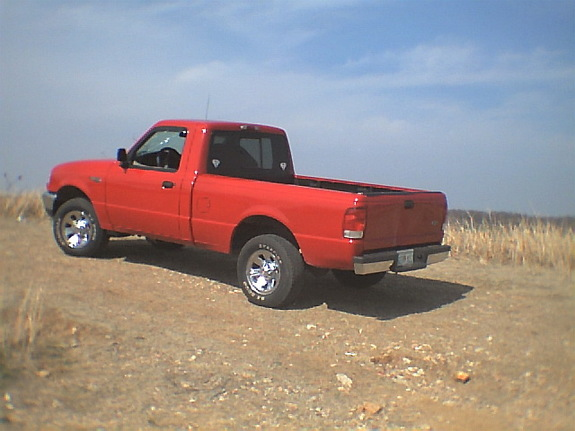 00fordranger_06 2000 Ford Ranger Regular Cab 7406393