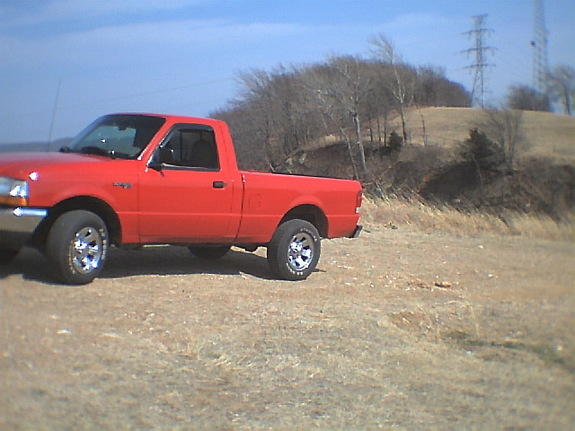 00fordranger_06 2000 Ford Ranger Regular Cab 7406396
