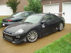 Charutos 2000 Mitsubishi Eclipse