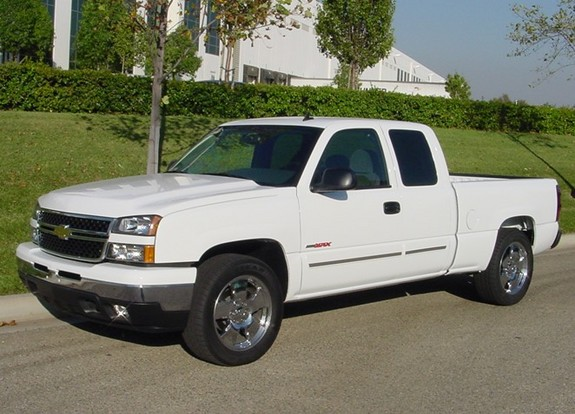 MNRacing 2006 Chevrolet 1500-Extended-Cab