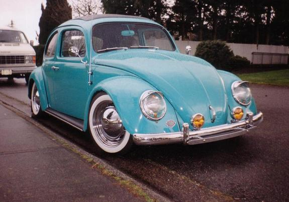 Another Vdubtruck 1958 Volkswagen Beetle post... - 7380530