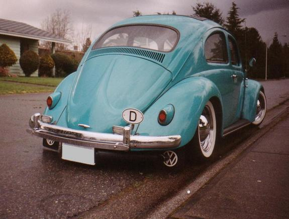 Another Vdubtruck 1958 Volkswagen Beetle post... - 7380531