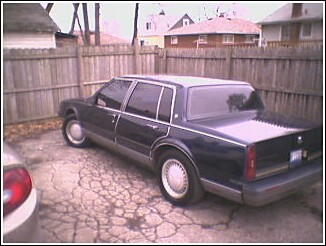 Henacle's 1990 Oldsmobile 98