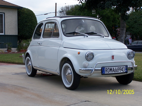 Another fiat69 1969 Fiat Topolino post... - 7382258