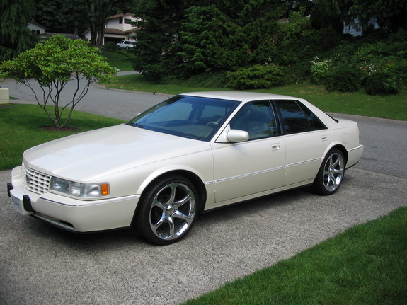 Brkthru 1994 Cadillac Sts Specs Photos Modification Info