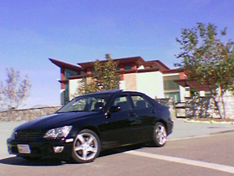 r0me0ne 2003 Lexus IS 7382414