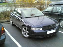 AndreasA4s 1995 Audi A4