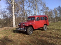 2200259 1953 Willys Wagon