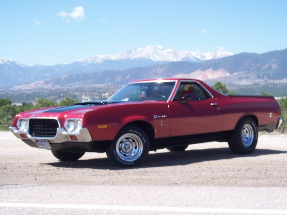 1972Ruby's 1972 Ford Ranchero