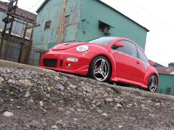 one_bad_bug 1999 Volkswagen Beetle