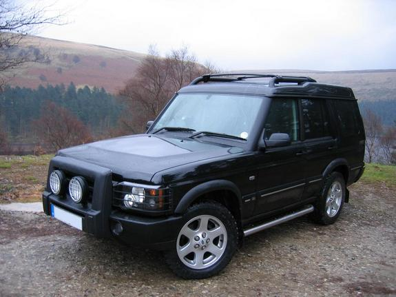 blackdisco 2004 land rover discovery specs photos modification info at cardomain. Black Bedroom Furniture Sets. Home Design Ideas