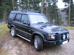 blackdisco 2004 Land Rover Discovery