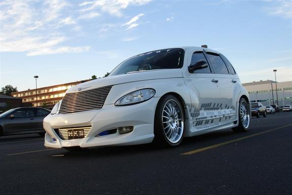 low_PT's 2002 Chrysler PT Cruiser