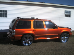 99fordpimps 1999 Ford Explorer