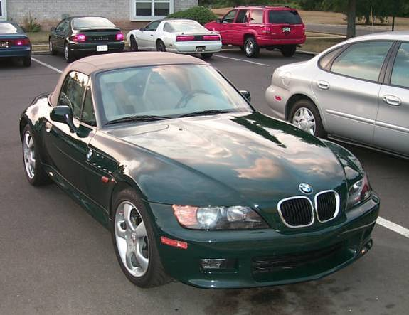 Carsrock4 2003 Bmw Z3 Specs Photos Modification Info At