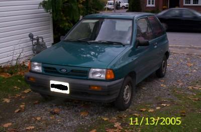 Another soon_to_b_pimpin 1992 Ford Festiva post... - 7456433