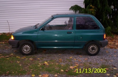 Another soon_to_b_pimpin 1992 Ford Festiva post... - 7456434