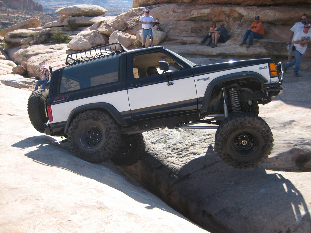 THE Bronco II