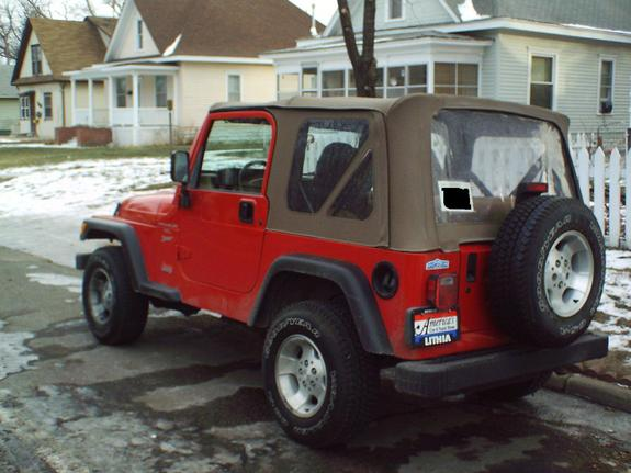 lookatitgo 2001 jeep wrangler specs photos modification. Black Bedroom Furniture Sets. Home Design Ideas