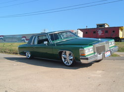 kaddykings 1983 Cadillac DeVille
