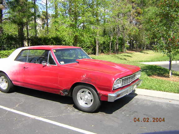 Another buddy56 1964 Chevrolet Chevelle post... - 7458655