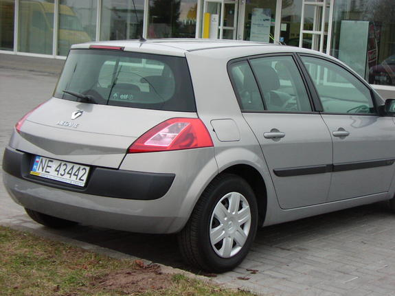 Another Basenji 2005 Renault Megane post... - 7459697