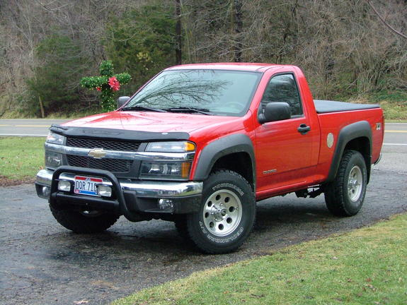 Vinniej 2005 Chevrolet Colorado Regular Cab Specs Photos