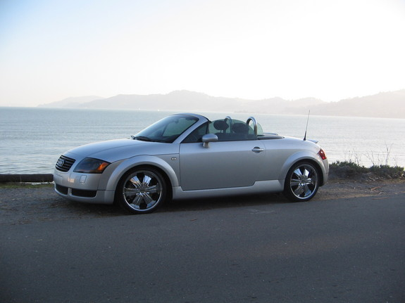 djnick69 39 s 2001 audi tt in sacramento ca. Black Bedroom Furniture Sets. Home Design Ideas