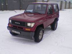 TEENSPIRIT 1996 Toyota Land Cruiser