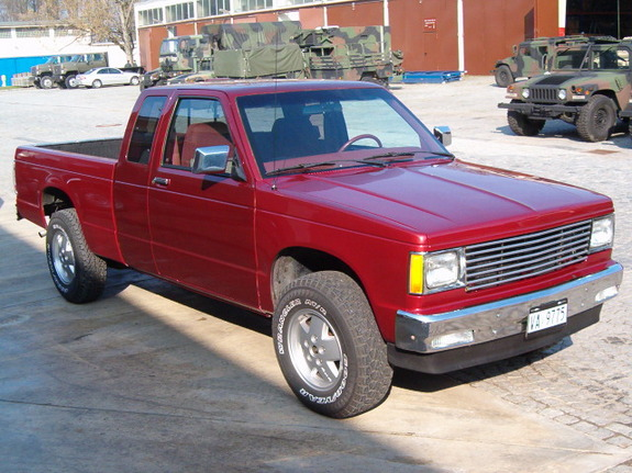 Another laculebra9 1985 Chevrolet S10 Regular Cab post
