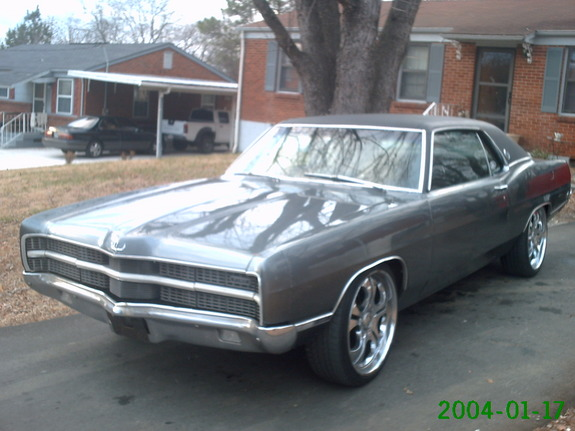 1969 Ford LTD - Information and photos - MOMENTcar