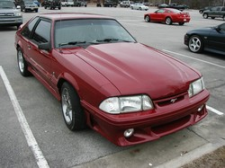 Batterystangs 1989 Ford Mustang