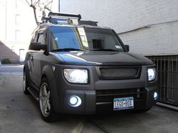 blackmagic619s 2003 Honda Element