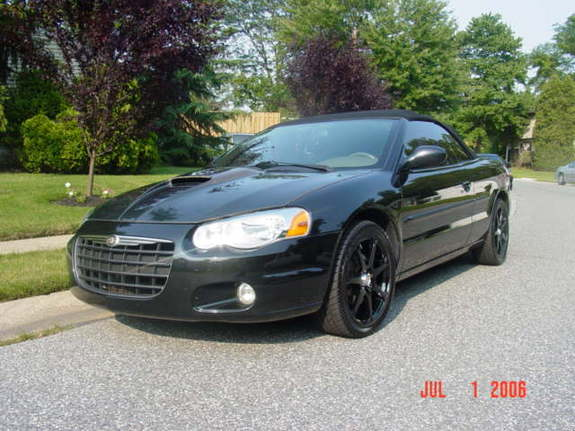 Another Loadtoad 2004 Chrysler Sebring post... - 7469801