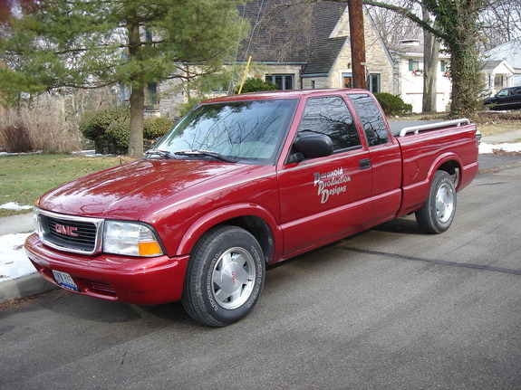 Another partyboy3kgt 2003 GMC Sonoma Club Cab post... - 7469287