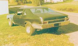 SailorAL 1969 Chevrolet Nova