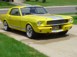 latamuds 1966 Ford Mustang