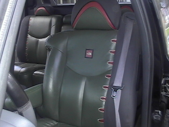 Chevrolet Avalanche 2002 North Face Edition Marwood