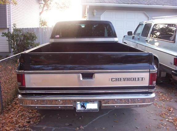 ironclad454 1973 Chevrolet Cheyenne 7474612