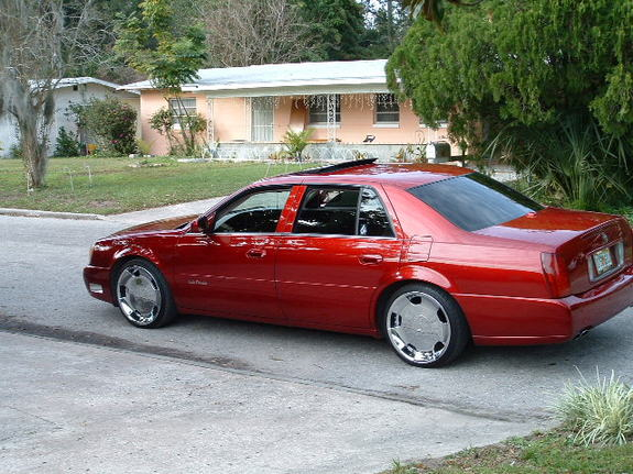 Another oldhooptie84 2000 Cadillac DTS post... - 7476581