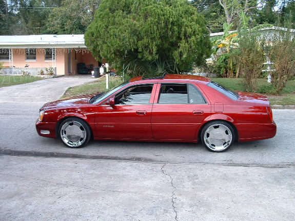 Another oldhooptie84 2000 Cadillac DTS post... - 7476582