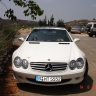 carlover_ferraris 2004 Mercedes-Benz SL-Class