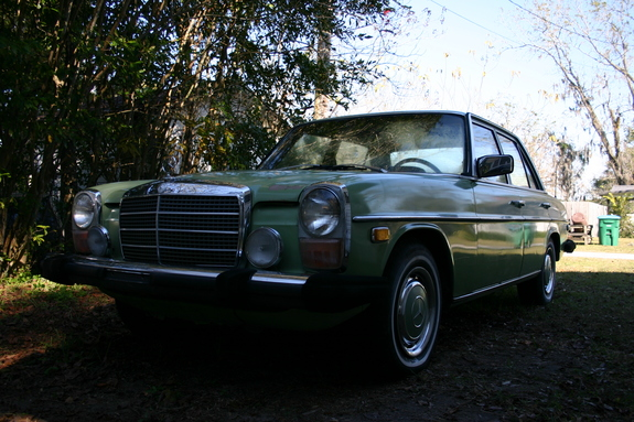 Another gino280 1975 Mercedes-Benz S-Class post... - 7481518