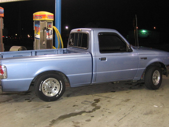 layinlow05's 1997 Ford Ranger Regular Cab in Russellville, AR