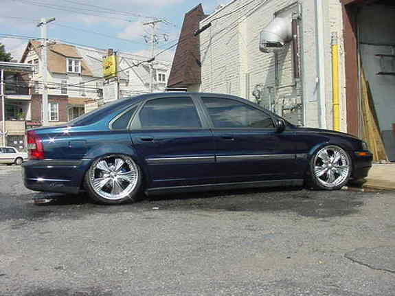 Loudnuf 2002 Volvo S80 Specs Photos Modification Info At