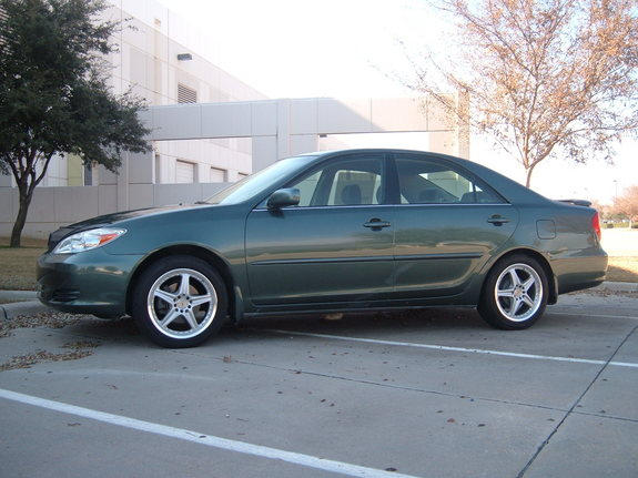 Tricked Out Scion Tc >> rantoine 2003 Toyota Camry Specs, Photos, Modification Info at CarDomain
