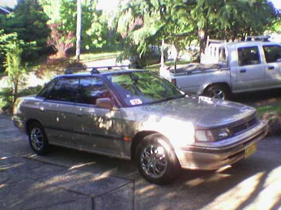 Another themanthony 1991 Subaru Legacy post... - 7488221