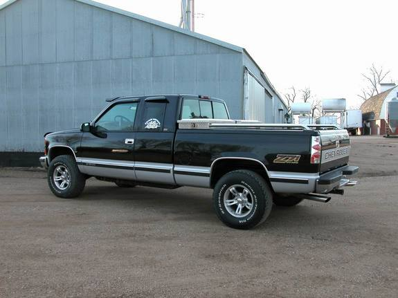 dknaks 1996 chevrolet silverado 1500 regular cab specs. Black Bedroom Furniture Sets. Home Design Ideas
